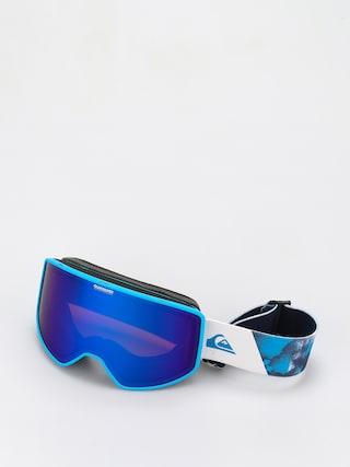 Quiksilver Ochelari pentru snowboard Storm Sportline (brilliant blue radpack)