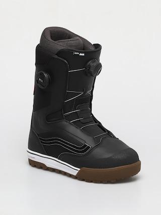 Vans u00cencu0103lu021bu0103minte pentru snowboard Aura Pro (black/white)