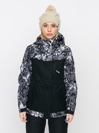 Geacu0103 de snowboard Roxy Jetty Block Wmn (true black tiger camo)