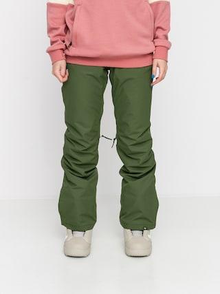 Pantaloni pentru snowboard Roxy Backyard Wmn (bronze green)
