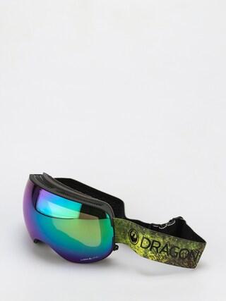 Ochelari pentru snowboard Dragon X2 (terrafirma/ll green ion/ll amber)