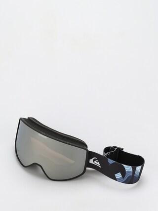 Ochelari pentru snowboard Quiksilver Storm Sportline (true black)