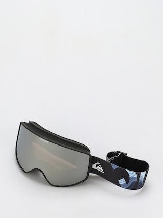 Quiksilver Ochelari pentru snowboard Storm Sportline (true black)