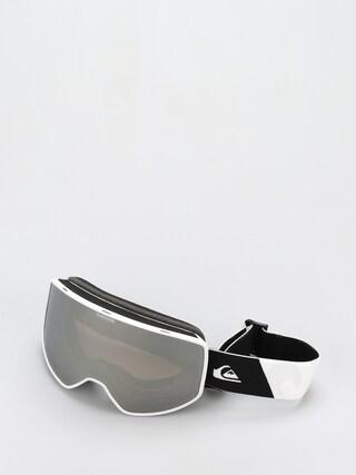 Ochelari pentru snowboard Quiksilver Storm (snow white)