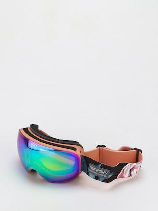 Ochelari pentru snowboard Roxy Popscreen Wmn (true black tropical day)