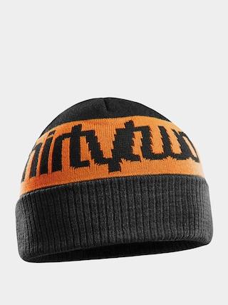 Cu0103ciulu0103 ThirtyTwo Double Beanie (black/orange)
