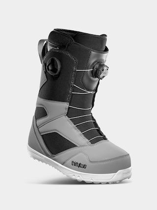ThirtyTwo u00cencu0103lu021bu0103minte pentru snowboard Stw Double Boa (grey/black)