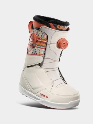 ThirtyTwo u00cencu0103lu021bu0103minte pentru snowboard Lashed Double Boa Wmn (tan)