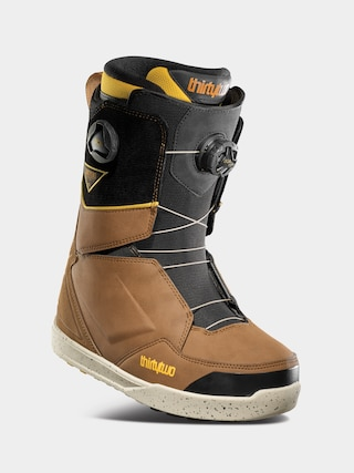 u00cencu0103lu021bu0103minte pentru snowboard ThirtyTwo Lashed Double Boa (brown/black)