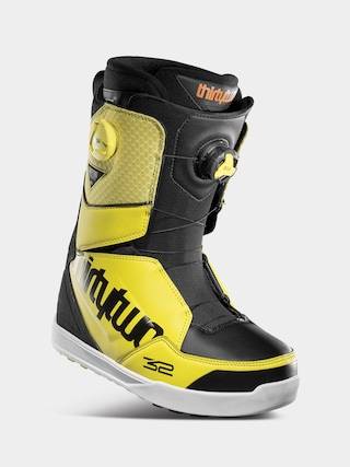 ThirtyTwo u00cencu0103lu021bu0103minte pentru snowboard Lashed Double Boa (black/yellow)