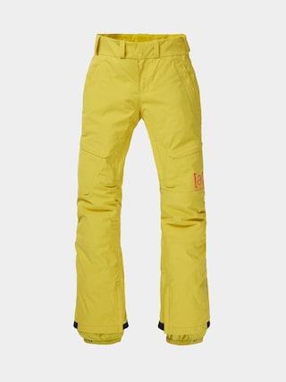 Burton Pantaloni pentru snowboard Ak Gore Tex Insulated Summit Wmn (warm olive)