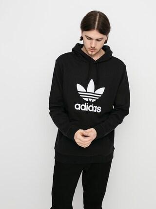 Hanorac cu glugu0103 adidas Originals Trefoil HD (black)