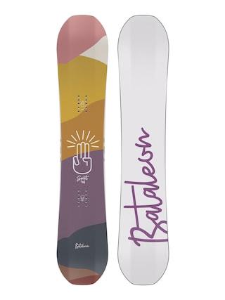 Bataleon Snowboard Spirit Wmn (grey/purple)