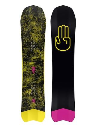 Bataleon Snowboard Party Wave (pink/black/yellow)