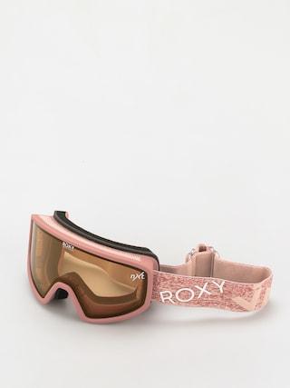 Ochelari pentru snowboard Roxy Feenity Wmn (dusty rose)