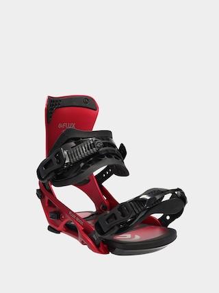 Legu0103turi pentru snowboard Flux DS (metallic red)