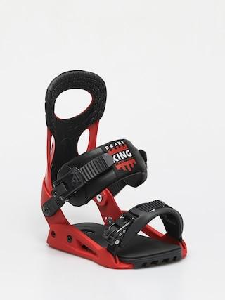 Legu0103turi pentru snowboard Drake King Smu (red/black)