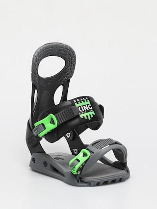 Legu0103turi pentru snowboard Drake King Smu (neon green/black)