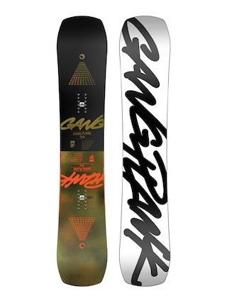 Rome Snowboard Gang Plank (white/black)
