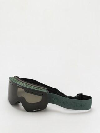 Ochelari pentru snowboard Dragon NFXs (foliage/ll dark smoke/ll amber)
