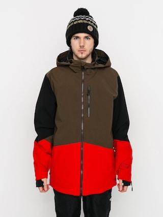Volcom Geacu0103 de snowboard Bl Stretch Gore (red)