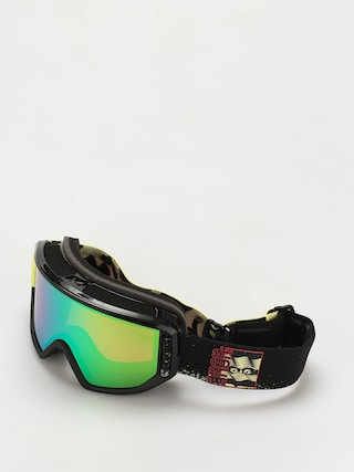 Ochelari pentru snowboard Anon Relapse Mfi (crazy eyes green/perceive variable green)