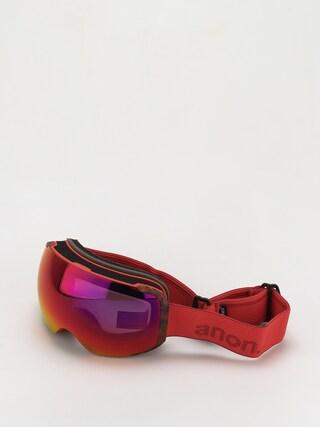 Anon Ochelari pentru snowboard M2 Mfi (red/perceive sunny red)