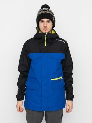 Burton Geacu0103 de snowboard Covert (true black/lapis blue)