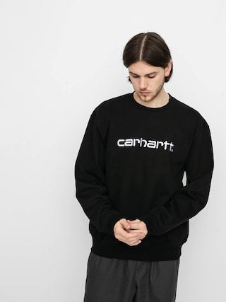 Carhartt WIP Hanorac Carhartt (black/white)