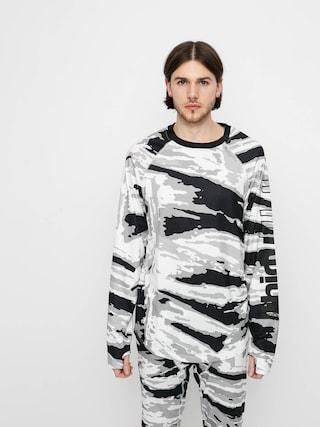 Lenjerie de corp ThirtyTwo Ridelite Shirt Ls (white/camo)