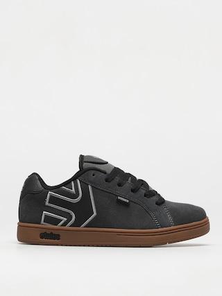 Pantofi Etnies Fader (grey/gum)