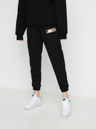 Prosto Pantaloni Colorie Wmn (black)