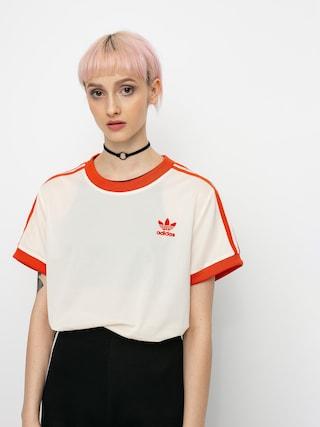 adidas Originals Tricou 3 Stripes Wmn (ecrtin)