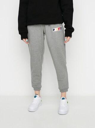 Prosto Pantaloni Colorie Wmn (grey)