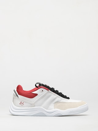 eS Pantofi Evant (white/black/red)