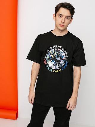 Diamond Supply Co. Tricou Clarity (black)