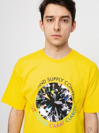 Tricou Diamond Supply Co. Clarity (yellow)