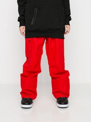 Pantaloni pentru snowboard Volcom V Co Hunter (red)