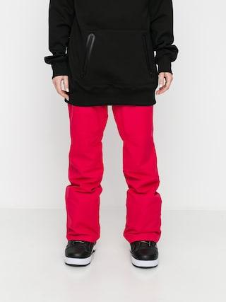 Pantaloni pentru snowboard Volcom Hallen Wmn (magenta)