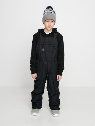Volcom Pantaloni pentru snowboard Barkley Bib Overall (black)