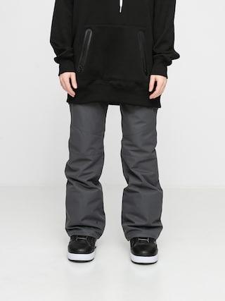 Pantaloni pentru snowboard Volcom Bridger Ins Wmn (dark grey)