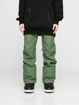 Pantaloni pentru snowboard Roxy Nadia Wmn (bronze green)