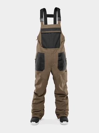 ThirtyTwo Pantaloni pentru snowboard Basement Bib (fatigue)