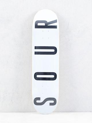 Placu0103 Sour Solution Sour Army (white)