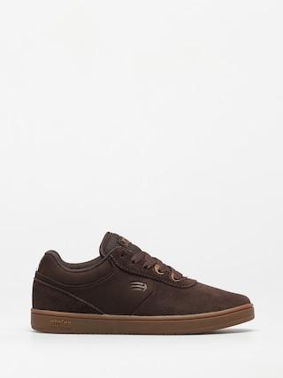 Pantofi Etnies Kids Joslin (brown/gum)