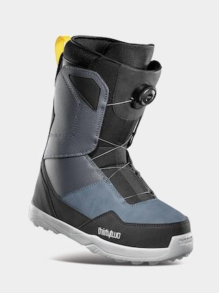 u00cencu0103lu021bu0103minte pentru snowboard ThirtyTwo Shifty Boa (grey/black)
