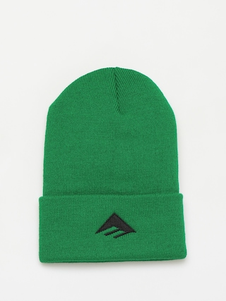 Emerica Cu0103ciulu0103 Triangle Beanie (green)