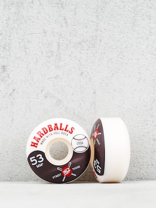 Mob Skateboards Role Hardballs (white/black)