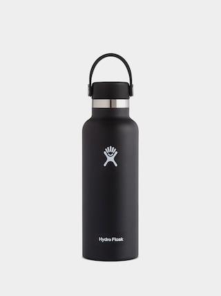 Sticla Hydro Flask Standard Mouth Flex Cap 532 Ml (black)