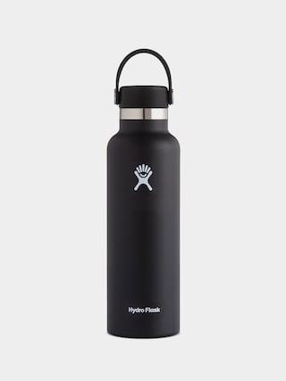 Sticla Hydro Flask Standard Mouth Flex Cap 621 Ml (black)
